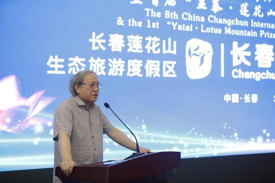 清华大学美术学院教授李砚祖